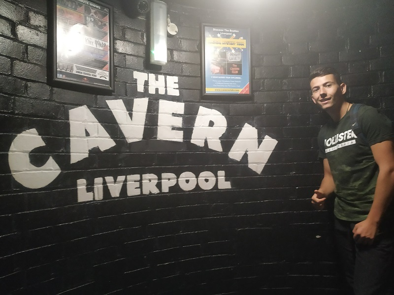 Liverpool Blog Cavern