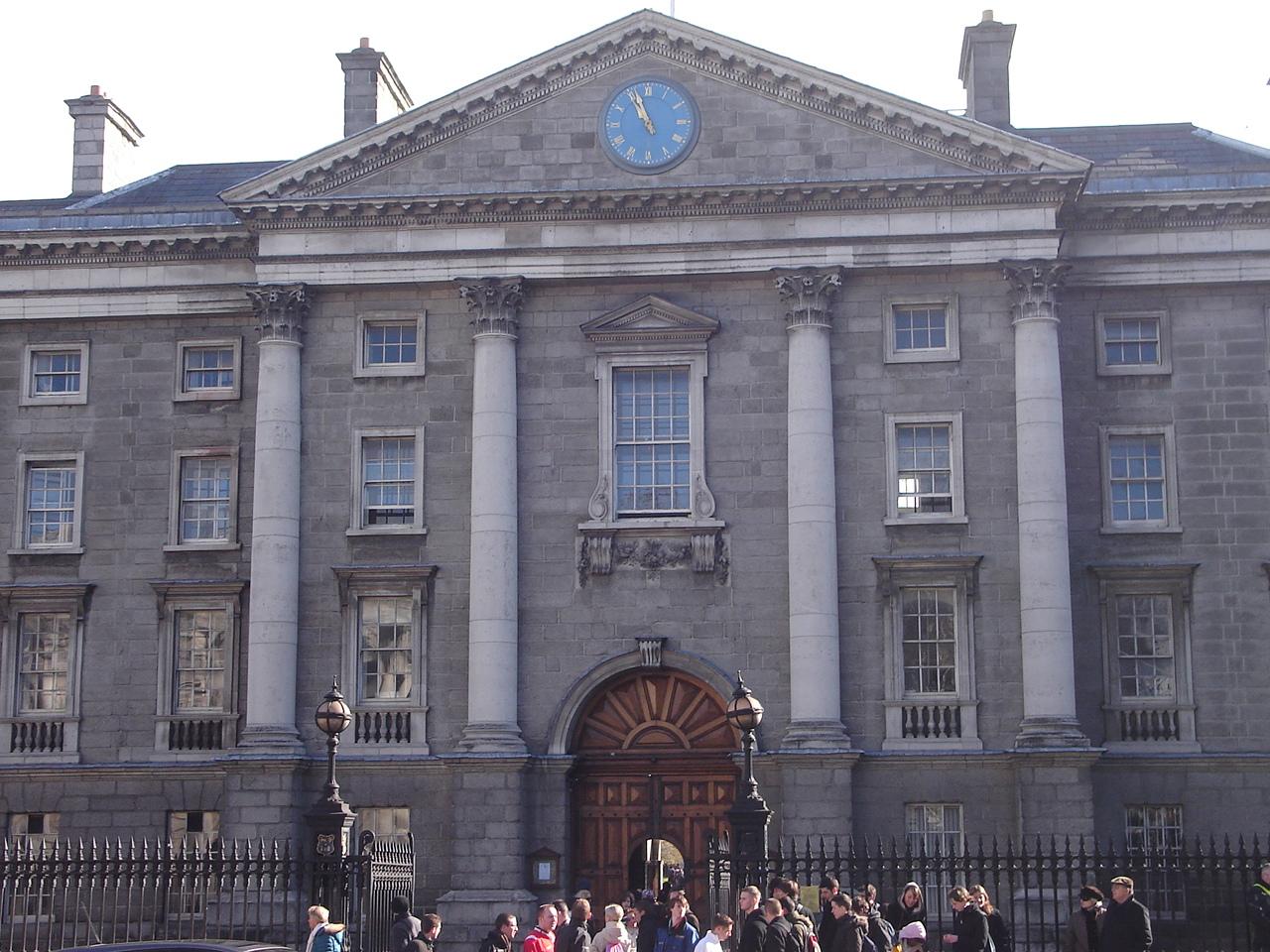 Dublin entdecken Trinity College