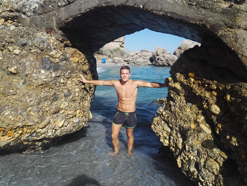 curso de español: playas