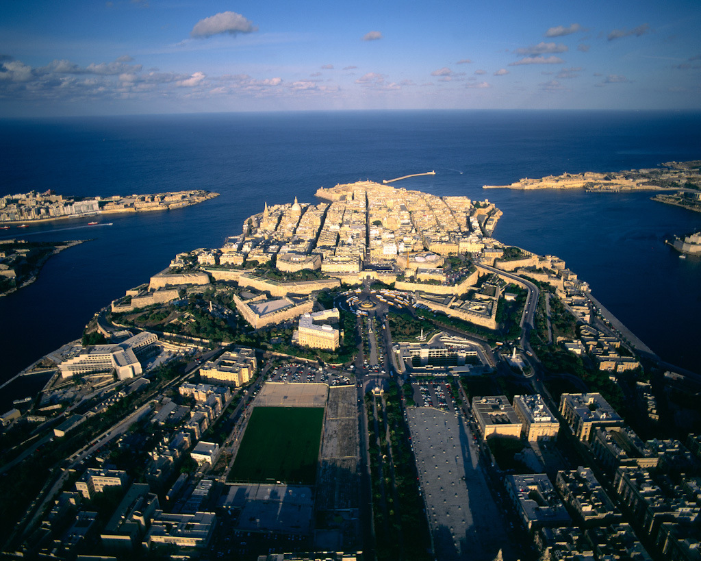 Vista de Malta