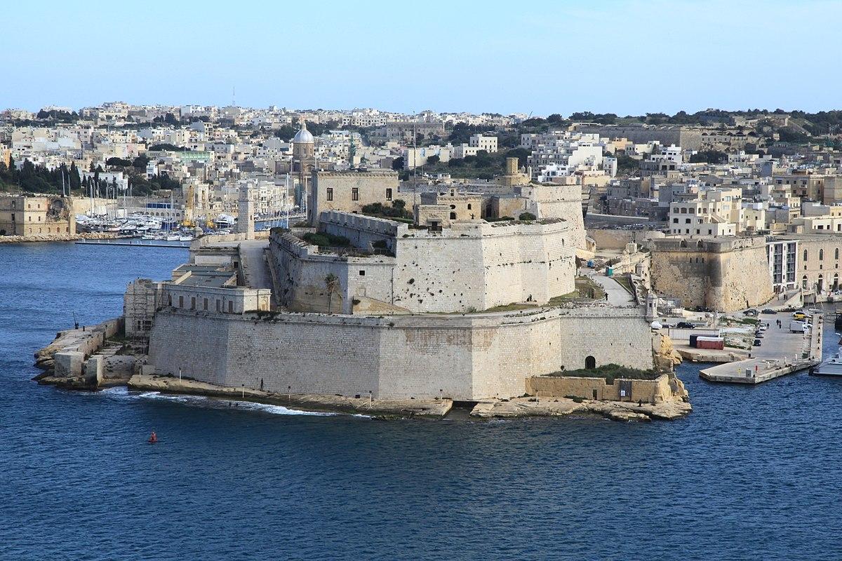 Fortaleza de St Angelo