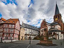 Alemán para jóvenes en Aschaffenburg
