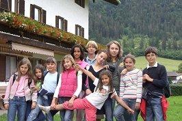 Campamentos niños Alemania