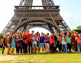 Cursos de francés jóvenes Francia